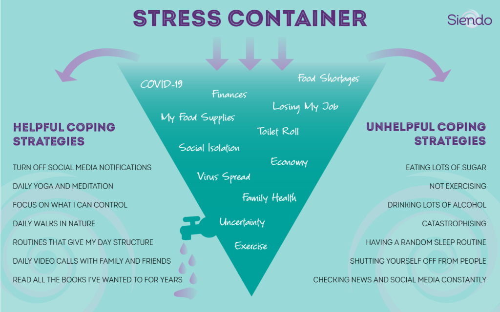Stress Container MHFA