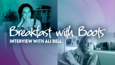 Breakfast with Boots and Ali Bell